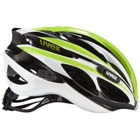 UVEX race 1 Helm green-white